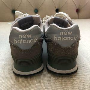 New Balance Shoes - Grey New Balance Shoes
